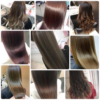 🌈minimo🌈人気No.1✨イルミナカラー全体染め💓3回までクーポン利用可🥺🙌ツヤツヤな髪を作ります❤