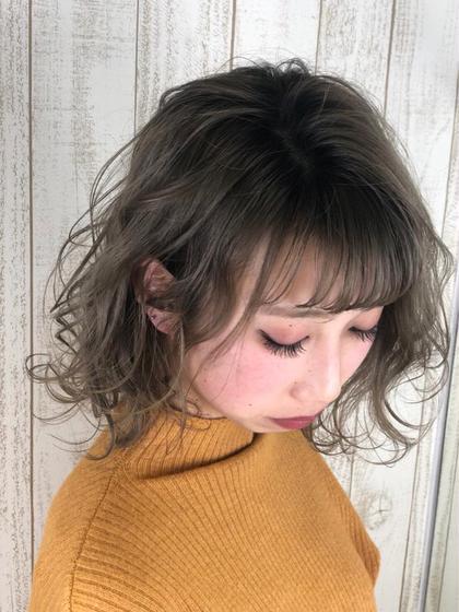 前髪カットでプチイメチェン☆お出かけセット付き♪
