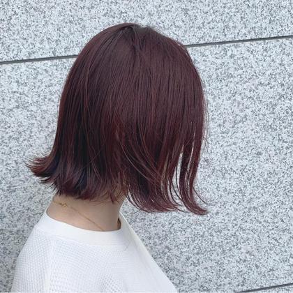【🌱低ダメージ🌱】N.カラー + 2stepナノスチームトリートメント