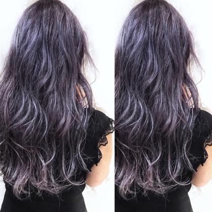 ❣️髪の中から光色!低ダメージで最高の艶と色味を❣️【イルミナカラー】&キラ艶トリートメント✨