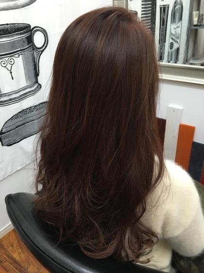 BeautyStudio CRAFT 目白店所属・阿部圭一郎のスタイル