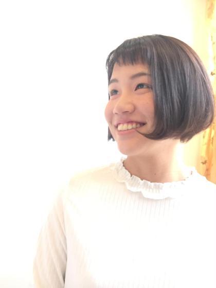 💖人気💖 【カット & ツヤカラー】& ケアスパ