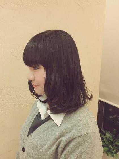ゆるふわローレイヤースタイル☆ LUCIA所属・古林大樹のスタイル
