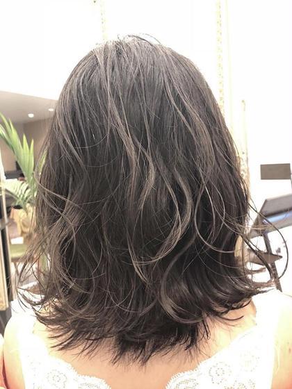 GRANDE所属のHAIRSALONGRANDEのヘアカタログ