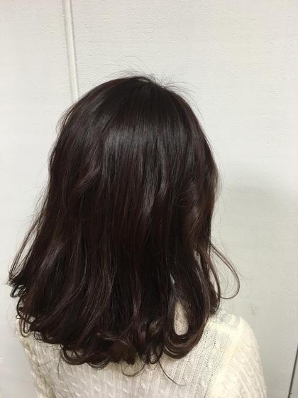autumn  color HAREKE所属・鈴木翔太のスタイル