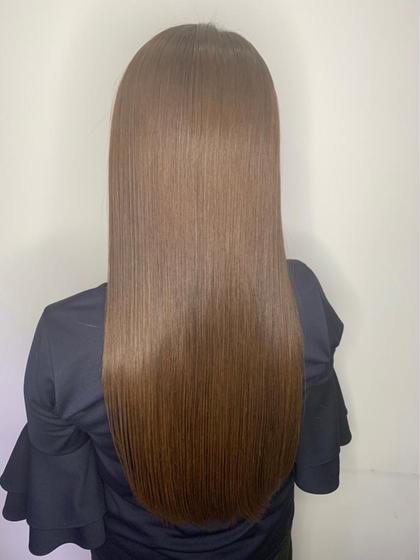 !New!🕊Glass hair treatment🕊髪質改善トリートメント