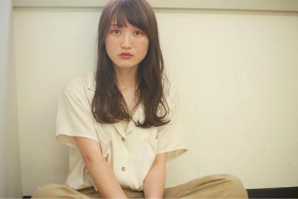 【人気No. 1メニュー】カット ♥︎ カラー ♥︎ イルミナトリートメント
