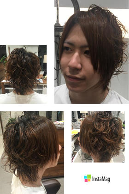 hair&make EARTH長崎時津店所属・ひがしさゆりのスタイル