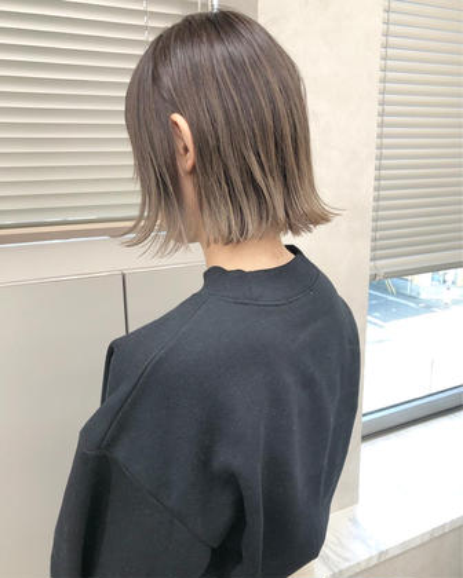 【Tokioホームケア付き✨】似合わせカット&上質透明感カラー&オリジナルクイックトリートメント&炭酸ジェットspa