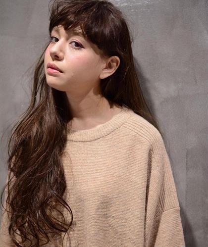 hair&make green所属・冬木里佳のスタイル
