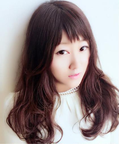 大人可愛いロング♡ kubuhair所属・nakamuraminakoのスタイル