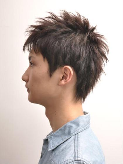 メンズショート hair salon if所属・岡本伸介のスタイル