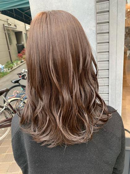 【髪質に合わせて選ぶ🍸】似合わせカット+SNSで話題KERASTASEカクテルトリートメント+プチマッサージ+コテ巻き