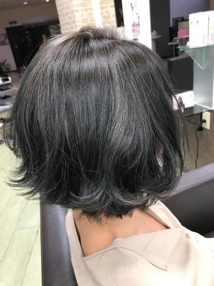 ROSEHIP所属の森田麻未のヘアカタログ