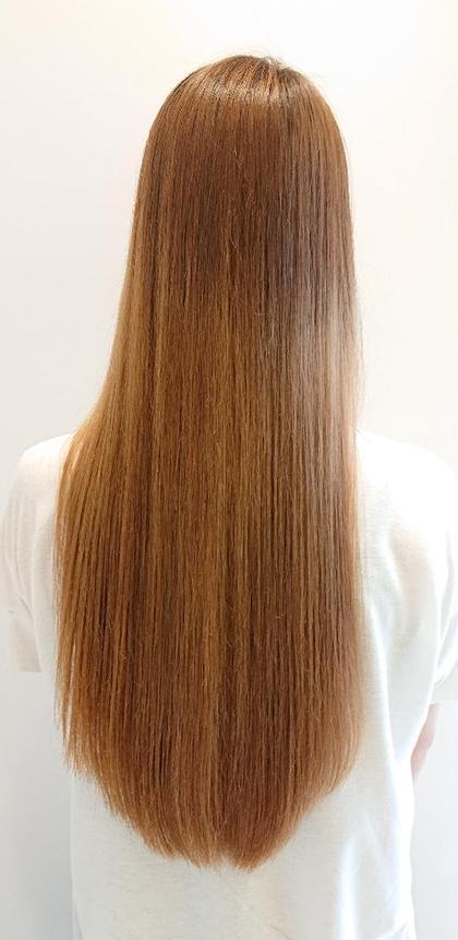 【ご新規様限定】 髪質改善「縮毛矯正」!