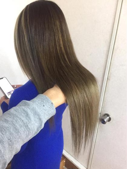 髪質改善酸熱トリートメント+超音波MONOCRYSTAトリートメントエステ ¥13,530→¥9,900
