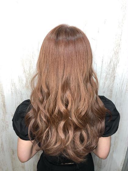 ⭐️ダメージレス艶髪人気No3⭐️カット×イルミナカラー×3stepトリートメント