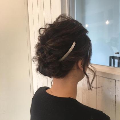 hair arrange bisou  hair所属・屋比久真里奈のスタイル