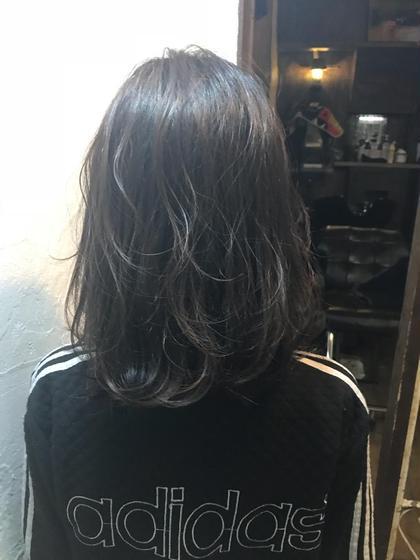 必見!グレージュカラー( ͡° ͜ʖ ͡°) HAIR&MAKE BILLOW所属・入本翼のスタイル