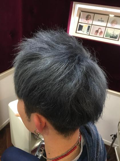 hair style SEVEN所属・寒河江祐綺のスタイル