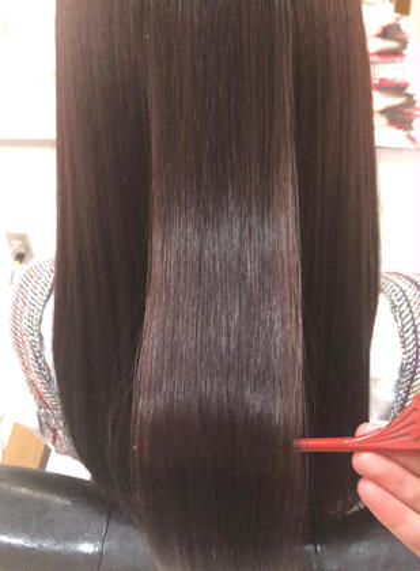 髪質改善エステトリートメント(シャンプーブロー代込)