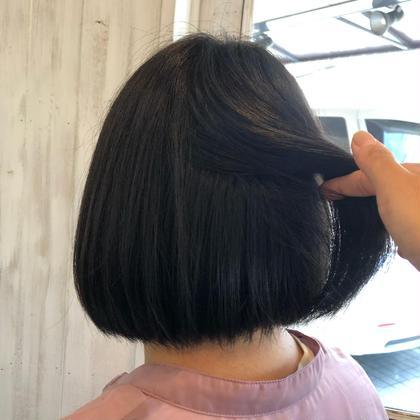 お悩み解決✨縮毛矯正&カット🉐9900!