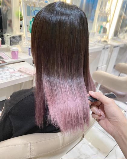 【髪質改善×カラー✨】🥀うる艶カラー+髪質改善🥀