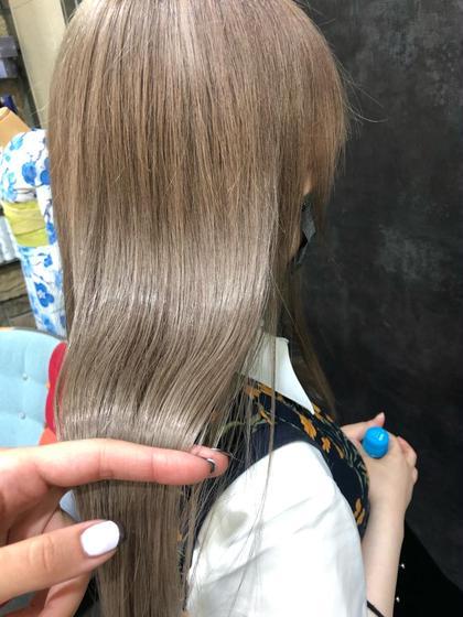 🦋限定🦋髪質改善カラー+髪質改善トリートメント