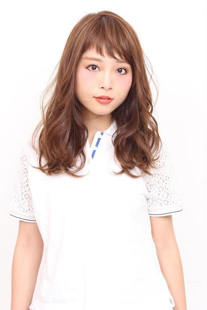 【minimo】カット &デジタル パーマ