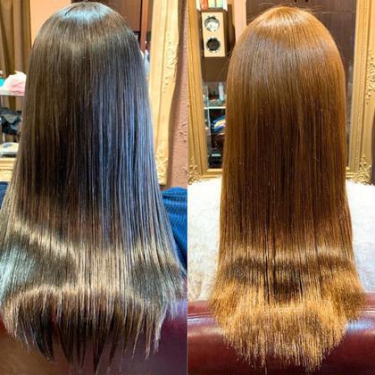 【お気に入り登録2000人キャンペーン 】👑話題のシンデレラトリートメント+前髪カット