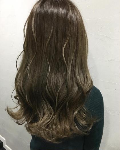 ★本日限定!トレンドシングルカラー&髪質改善トリートメント&簡単巻き方教えます♡