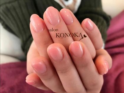 廃盤カラーグラデーション  3,000 salon  KONOKA所属・小野里美のフォト