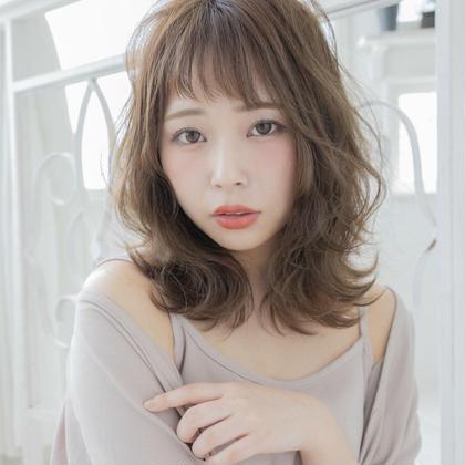 【潤い🌈OggiOttoプラン】カラー+OggiOttoマスクトリートメント🌈 3980円