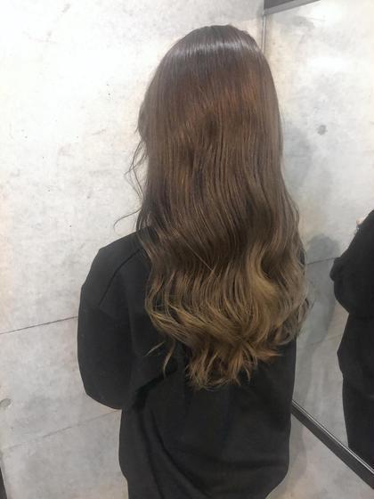 long hair×ハイライト*