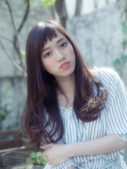 【人気NO3】カット+艶カラー+オーガニックトリートメント¥12980