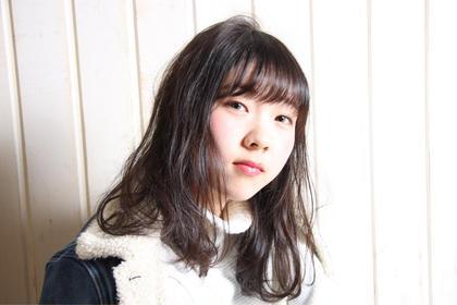ヘアーアンフィール所属・横尾奈津美のスタイル