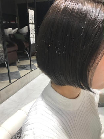 透明感MAXのブルージュカラー♪ WiLL所属・山口翔太のスタイル