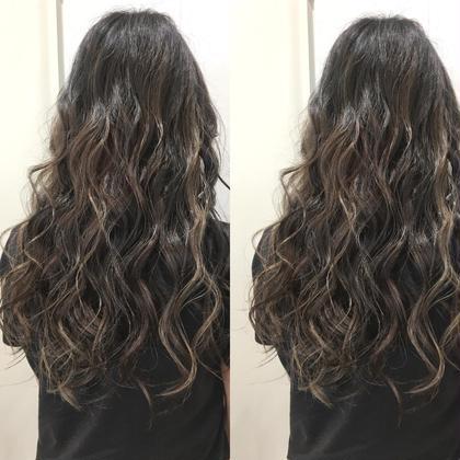 ❤️今季トレンド❤️一気にお洒落hair3Dハイライトカラー