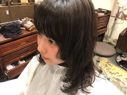 Belle  omotesando所属・松元浩樹のスタイル