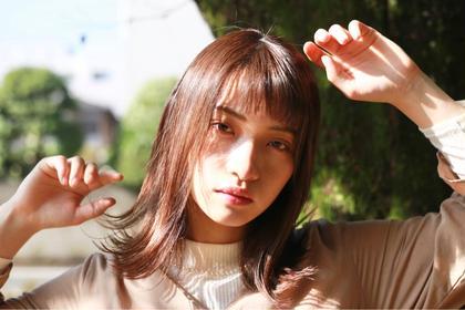 今だけ超お得☆カット & ヘアカラー & トリートメント(30%オフ!!)