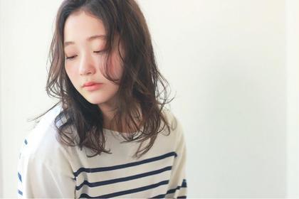 カラー ショート セミロング パーマ ヘアアレンジ ミディアム ロング レイヤースタイル♡
