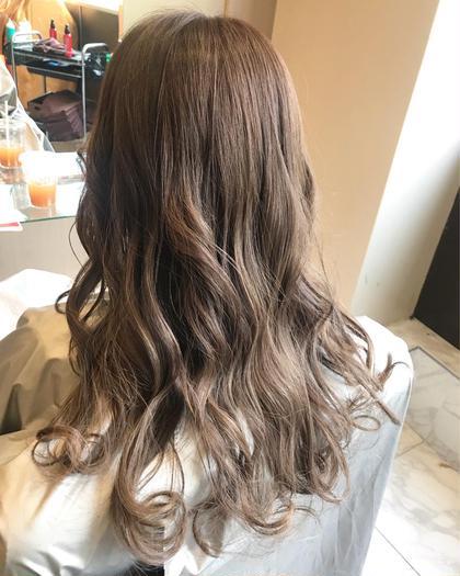 【#アオハル💞】💝✨お手軽イメチェン✨💝前髪カット+イルミナカラー+炭酸泉【話題のカラー剤💜】