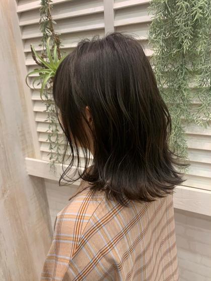 ❤️【新規 6月限定】カット+カラー+3stepインプライムトリートメント¥5500
