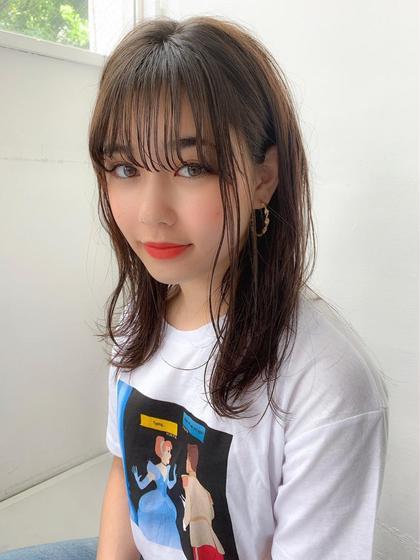 ✨🐝前髪から可愛く🐝✨似合わせ前髪cut💓