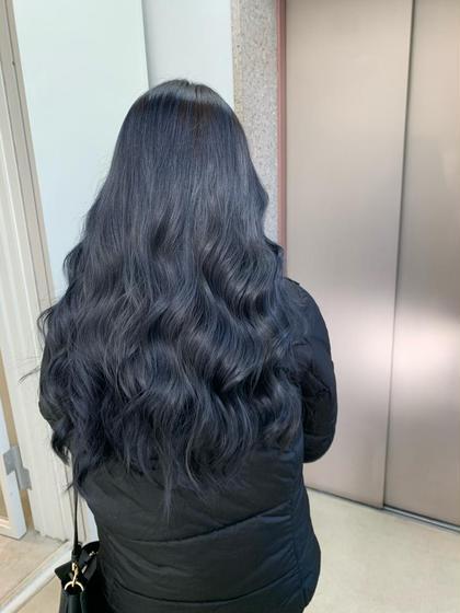 👨🏻🌾就活応援クーポン👨🏻🌾艶暗髪カラー