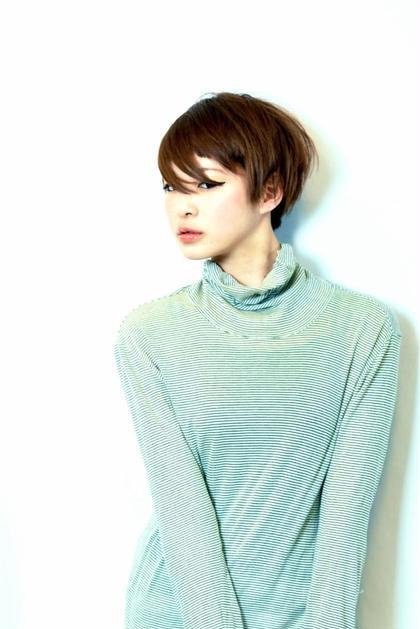 meika hair&beauty所属・高橋賢吾のスタイル
