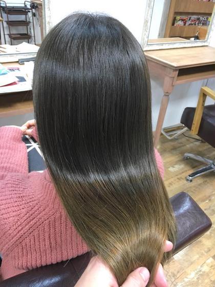 ⭐️【夏のダメージケア】✨艶髪トリートメント & ヘッドスパ