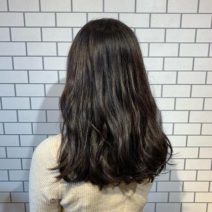 【大人気!】🦋イルミナカラー🦋髪へのダメージが少なく透明感UP!
