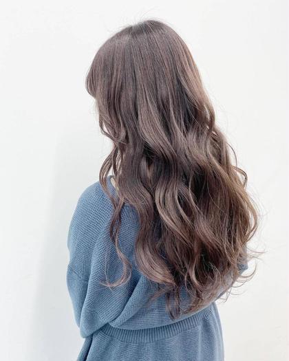 うる艶カラー🌈髪質改善TOKIOトリートメント✨✨