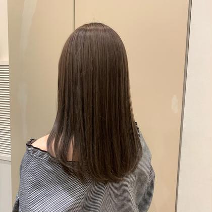 【土日祝日限定】🌷髪質改善トリートメント2回目以降の方「ハナサカス」+フルカラー🌷